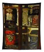 Torah Scrolls Tapestry