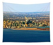 Toronto 2 Tapestry