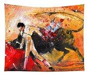 Toroscape 58 Tapestry