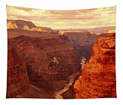 Toroweap Point, Grand Canyon, Arizona Tapestry