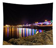 Torquay Lights Tapestry