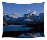 Torres Del Paine, Patagonia, Chile Tapestry