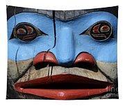 Totem Pole 4 Tapestry