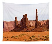 Totem Pole Buttes Tapestry