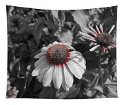 Touch Of Red Invite Tapestry