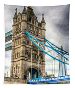 Tower Bridge And The Shard Tapestry