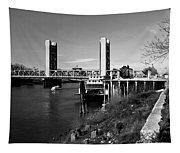 Tower Bridge Sacramento Tapestry