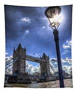 Tower Bridge View Tapestry