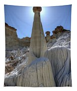 Tower Of Silence Tapestry