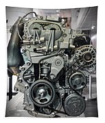 Toyota Engine Tapestry