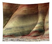 Traces Of Life Tapestry