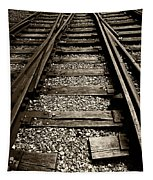 Tracks Into Tracks - 2 Tapestry