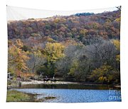 Trail Riding Tapestry