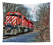 Train - Canadian Pacific Engine 5937 Tapestry