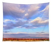 Train Passing Through A Desert, New Tapestry
