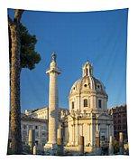 Trajans Column - Rome Tapestry