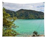 Tranquil Bay In Abel Tasman Np In New Zealand Tapestry