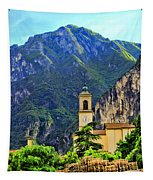 Tranquil Landscape Tapestry