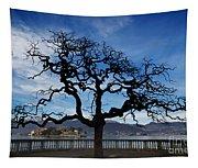 Tree And Borromee Islands Tapestry