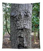 Tree Beard Tapestry