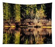 Tree Impressions Tapestry
