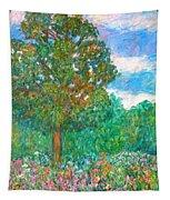 Tree Poem Tapestry