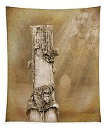 Tree Stump 2 The Forgotten Series 15 Tapestry
