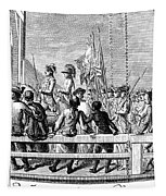 Trenton: Prisoners, 1776 Tapestry