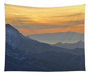 Trevenque Mountain  2079 M Tapestry