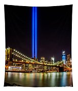 Tribute Lights From Brooklyn Tapestry