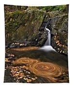 Triple Swirls Tapestry
