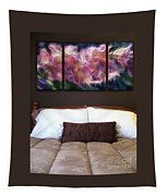 Triptych Display Sample 01 Tapestry