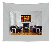 Triptych Display Sample 05 Tapestry