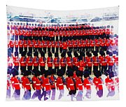 Trooping The Colour Tapestry