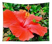 Tropical Explosion Tapestry