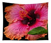Tropical Hibiscus Tapestry