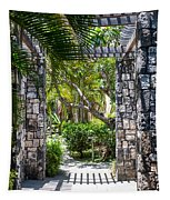 Tropical Light Tapestry