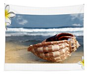 Tropical Shell 2 Tapestry