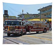 Truck 2 Sffd Tapestry