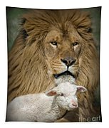 True Companions Tapestry