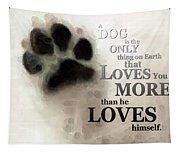 True Love - By Sharon Cummings Words By Billings Tapestry