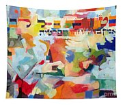 Trust In Hashem With All Of Your Heart Tapestry
