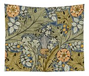 Tudor Roses Thistles And Shamrock Tapestry