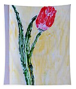 Tulip For You Tapestry