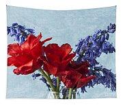 Tulip Macro 2 Tapestry