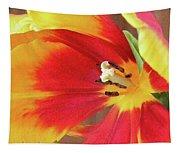 Tulip Warm Tones Tapestry