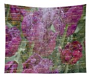 Tulip Waterfalls Tapestry
