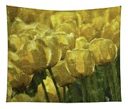 Tulips All Over Tapestry