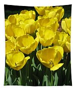Tulips - Field With Love 18 Tapestry