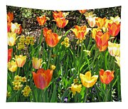 Tulips - Field With Love 41 Tapestry